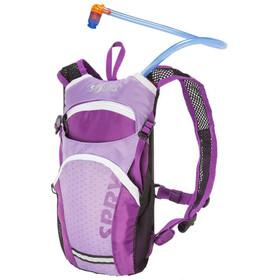 SOURCE Spry Trinkrucksack Kinder 1,5l Purple